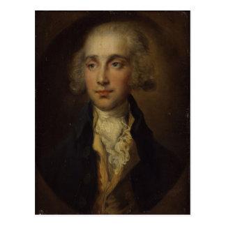 James Maitland, 8th Earl by Thomas Gainsborough Postcard