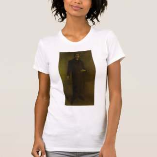 James McNeill Whistler- Brown and Gold Tshirt