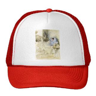 James McNeill Whistler Convalescent Trucker Hat