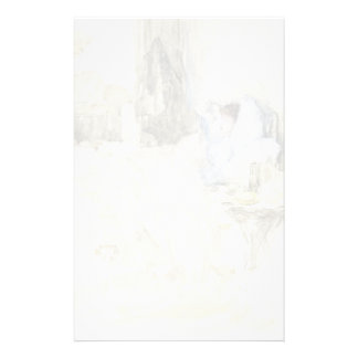 James McNeill Whistler: Convalescent Stationery