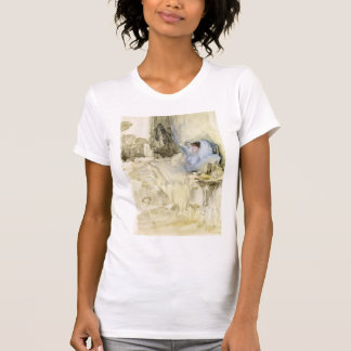 James McNeill Whistler: Convalescent T-shirts