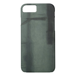 James McNeill Whistler - Nocturne- Blue and Silver iPhone 8/7 Case