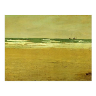 James McNeill Whistler- The Angry Sea Postcard
