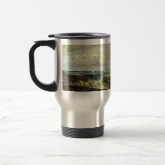 James McNeill Whistler- The Blue Wave Biarritz Mug