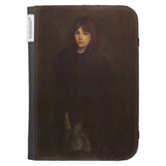 James McNeill Whistler- The Boy in a Cloak Kindle 3 Case