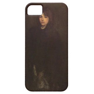 James McNeill Whistler- The Boy in a Cloak iPhone 5 Covers