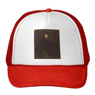 James McNeill Whistler- The Boy in a Cloak Trucker Hat