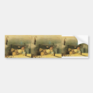 James McNeill Whistler: The Cobbler Bumper Stickers