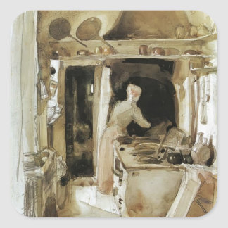 James McNeill Whistler: The Kitchen Stickers