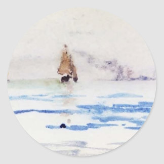James McNeill Whistler: The North Sea Stickers
