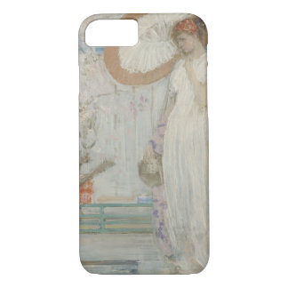 James McNeill Whistler - The White Symphony iPhone 7 Case