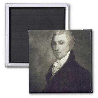 James Monroe, 5to Presidente de los Estados Unidos Imán Para Frigorifico