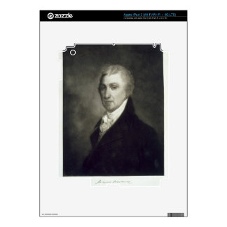 James Monroe, 5to Presidente de los Estados Unidos Pegatina Skin Para iPad 3
