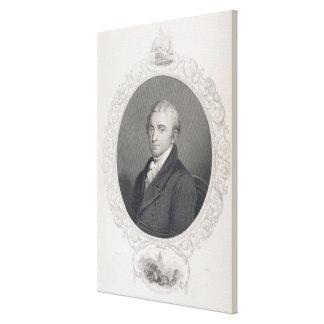 James Monroe Canvas Print
