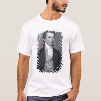 James Monroe, engraved by Asher Brown Durand (1796 T-Shirt