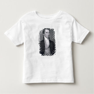 James Monroe, engraved by Asher Brown Durand (1796 Toddler T-shirt