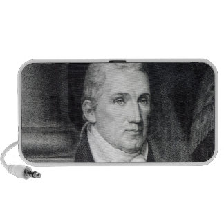 James Monroe, engraved by Thomas Gimbrede iPhone Speakers