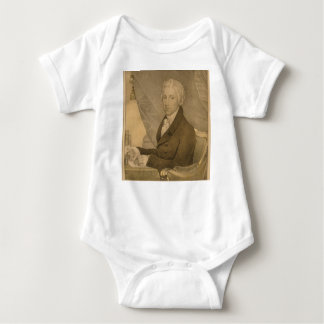 James Monroe Fifth President of the United States Baby Bodysuit