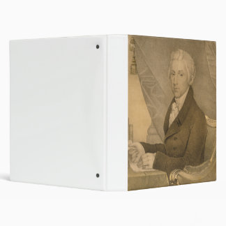 James Monroe Fifth President of the United States Binder