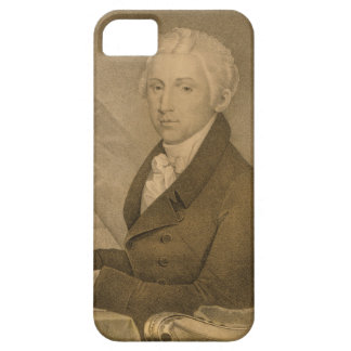 James Monroe Fifth President of the United States iPhone 5 Covers