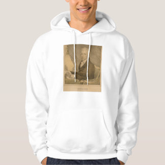 James Monroe Fifth President of the United States Hoodie