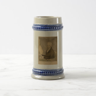 James Monroe Fifth President of the United States 18 Oz Beer Stein