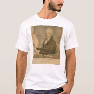 James Monroe Fifth President of the United States T-Shirt