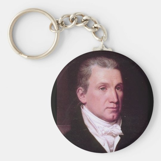 James Monroe Keychain