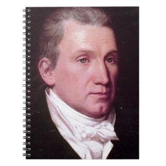 James Monroe Notebook