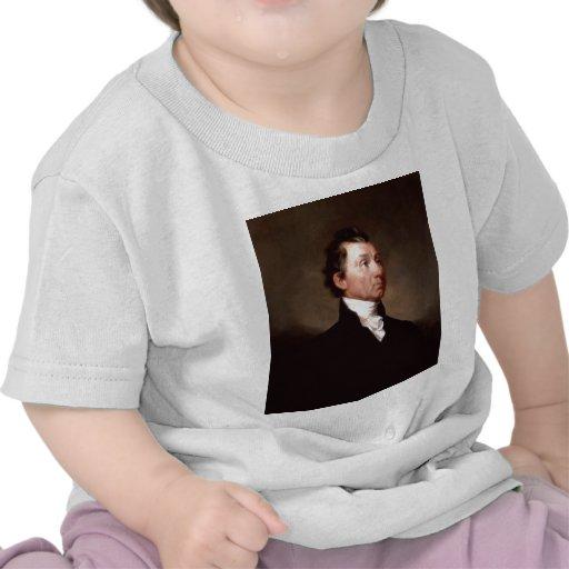 James Monroe Portrait by Samuel Morse Shirt