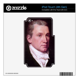 James Monroe Skin For iPod Touch 4G