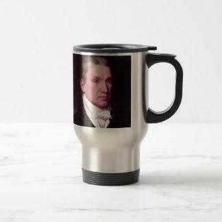 James Monroe Travel Mug