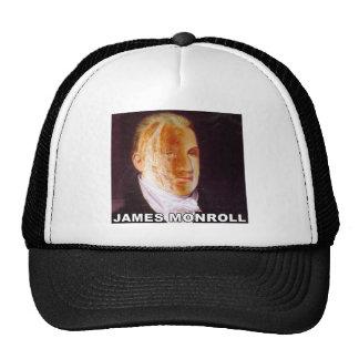 James Monroll Cap Trucker Hat
