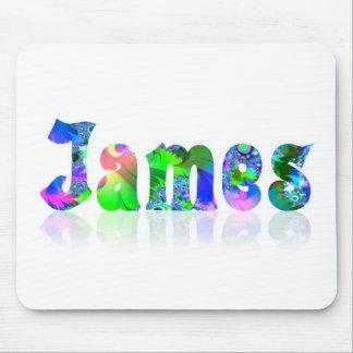James Mouse Pad