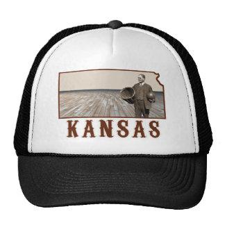 James Naismith Basketball Trucker Hat
