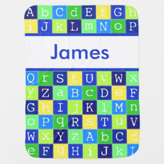 James' Personalized Blanket