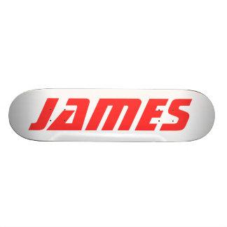James personalized Skateboard Skate Boards