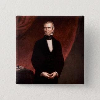 James Polk Button