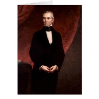James Polk Card