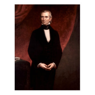 James Polk Postcards