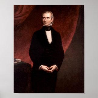 James Polk Póster