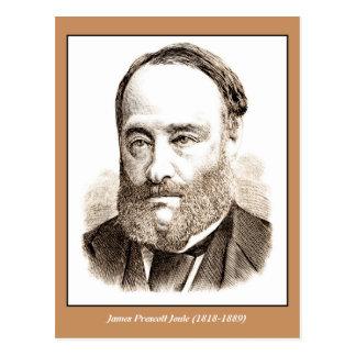 James Prescott Joule Postcard