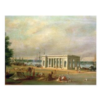 James Prinsep's Memorial, on the Hooghli River, Ca Post Card