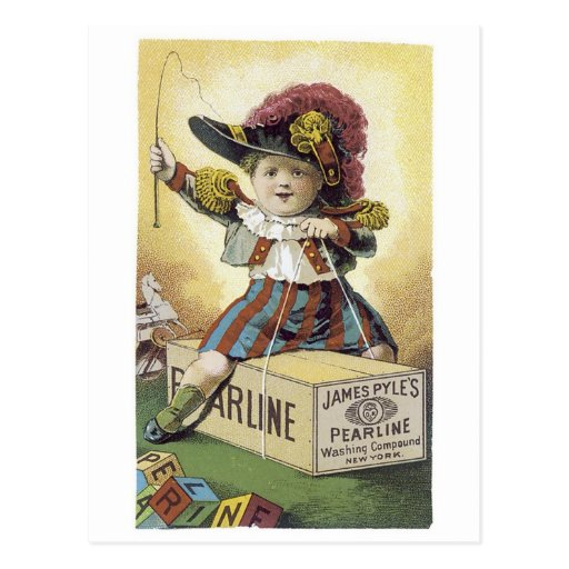 James Pyles Pearline Post Cards