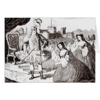James Quin como Coriolanus Felicitaciones