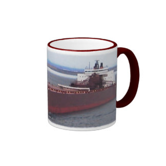 James R. Barker, Great Lakes Ship Mug