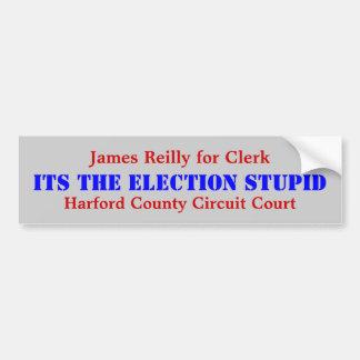 James Reilly para el vendedor Pegatina Para Auto
