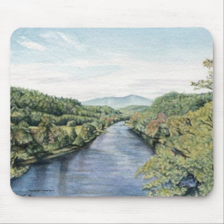 James River at the Blue Ridge Parkway Mouse Pad
