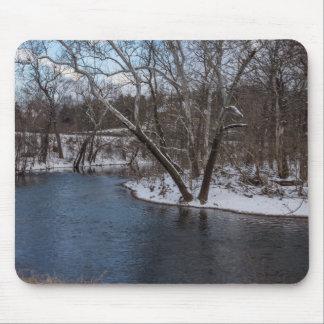 James River Cuts Back Mouse Pad