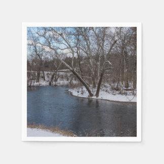 James River Cuts Back Paper Napkin